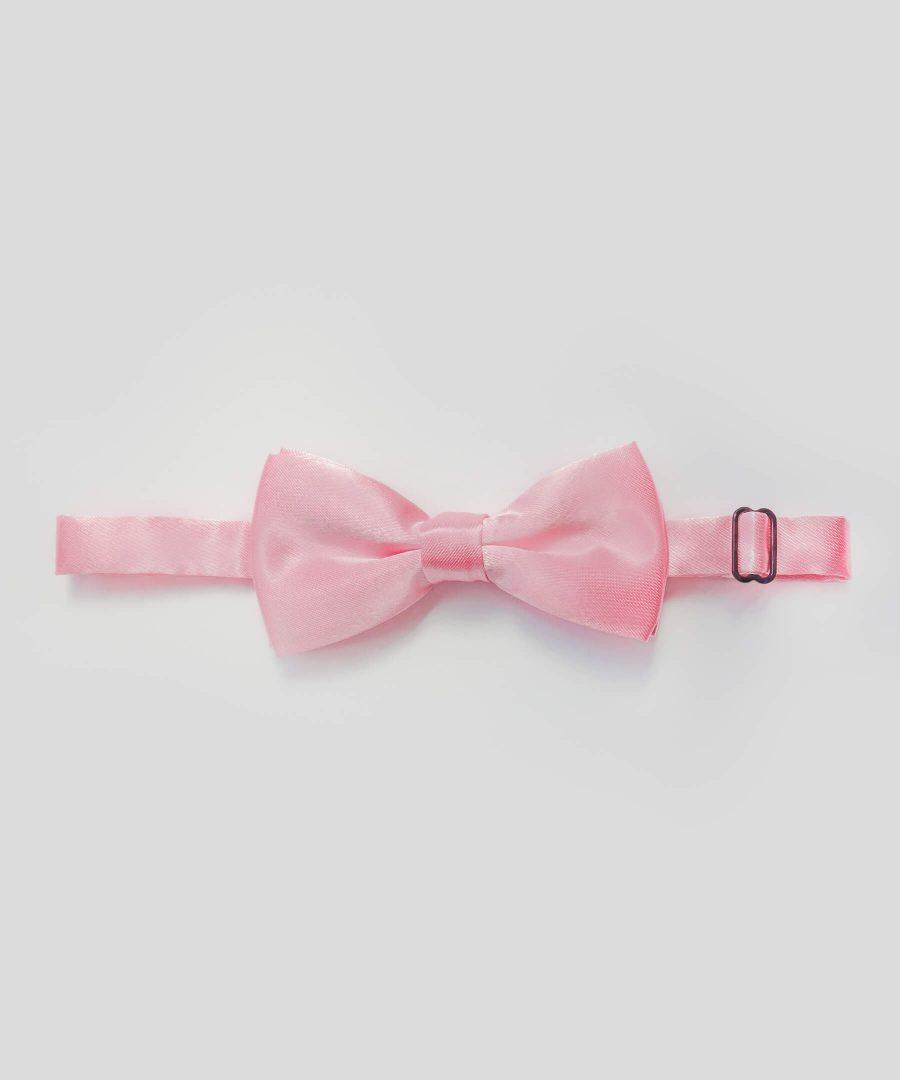 папийонка в розов цвят