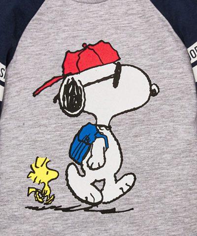 Блуза Snoopy за бебе момче