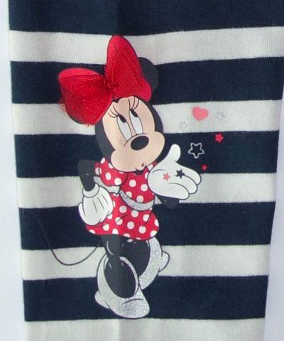 клин Мини Маус от био памук за момиче