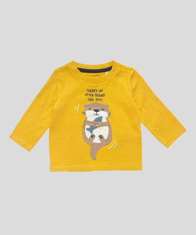 Комплект блуза, панталони и бандана за момче