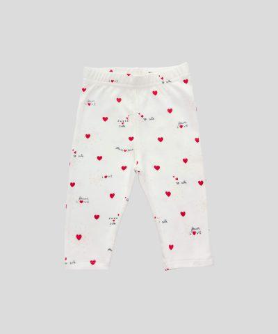 Бебешки комплект Forever Love от био памук