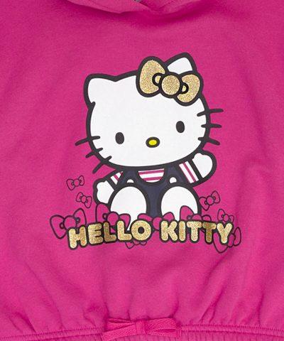 ватиран комплект Hello Kitty за момиче