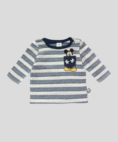 комплект Мики Маус от био памук за момчета