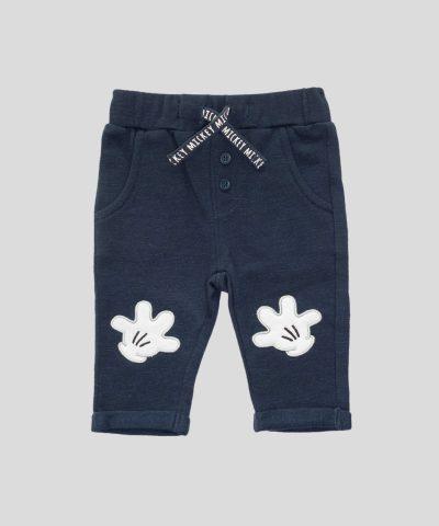 Бебешки и детски комплект Мики Маус от био памук