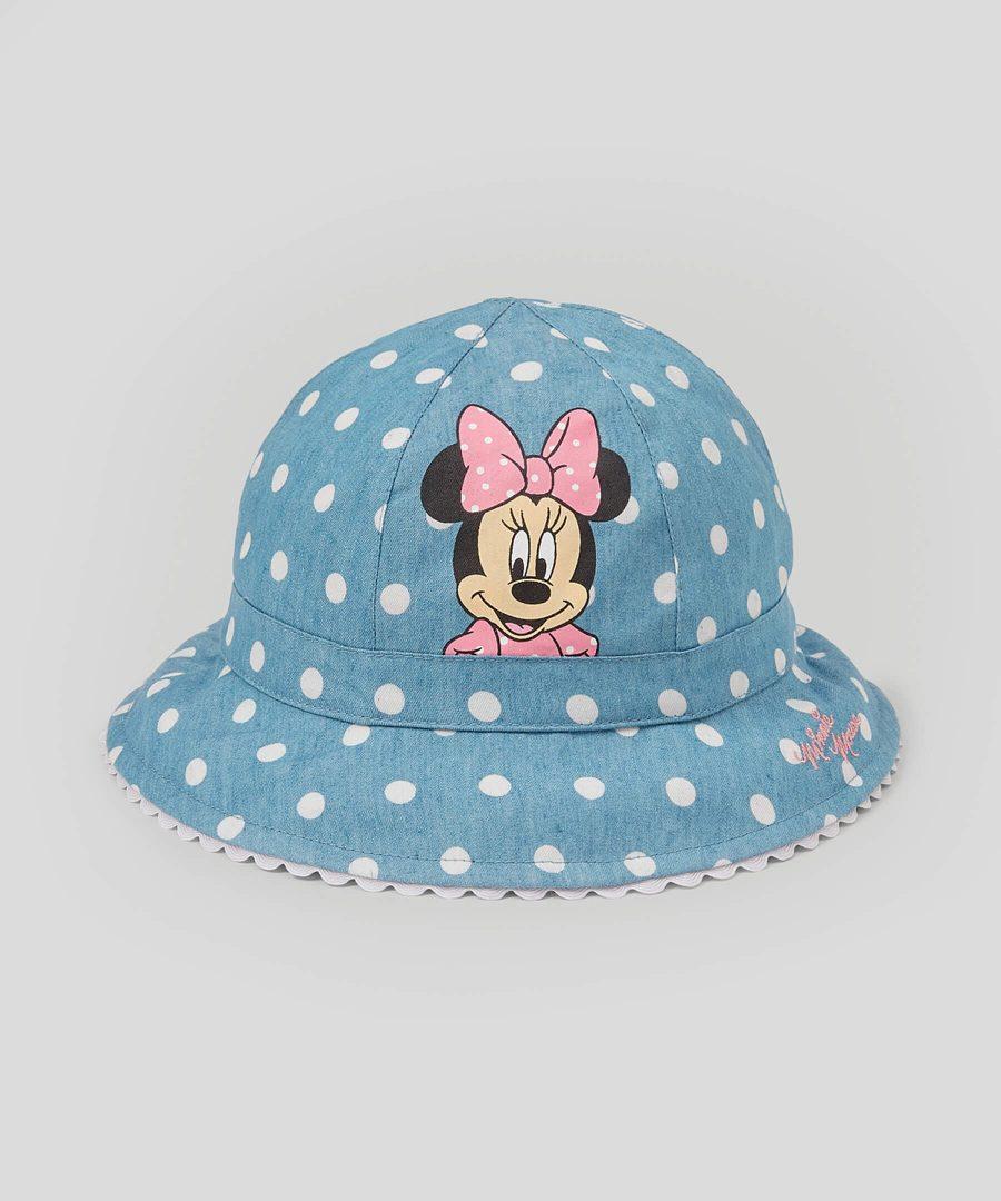 лятна шапка Мини Маус
