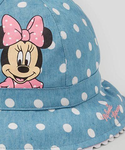 бебешка и детска лятна шапка Мини Маус