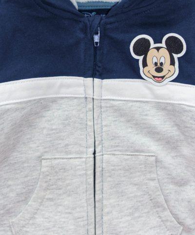 суитчър Мики Маус от био памук за момчета