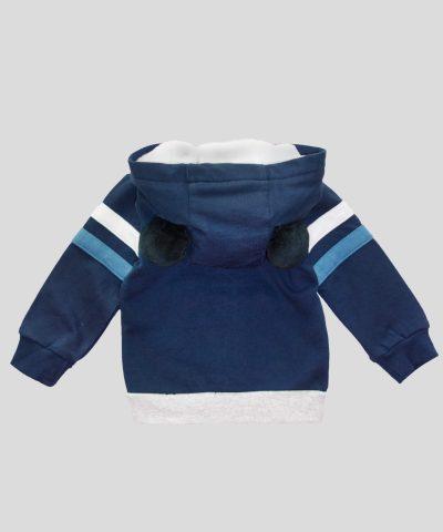 Бебешки и детски суитчър Мики Маус от био памук