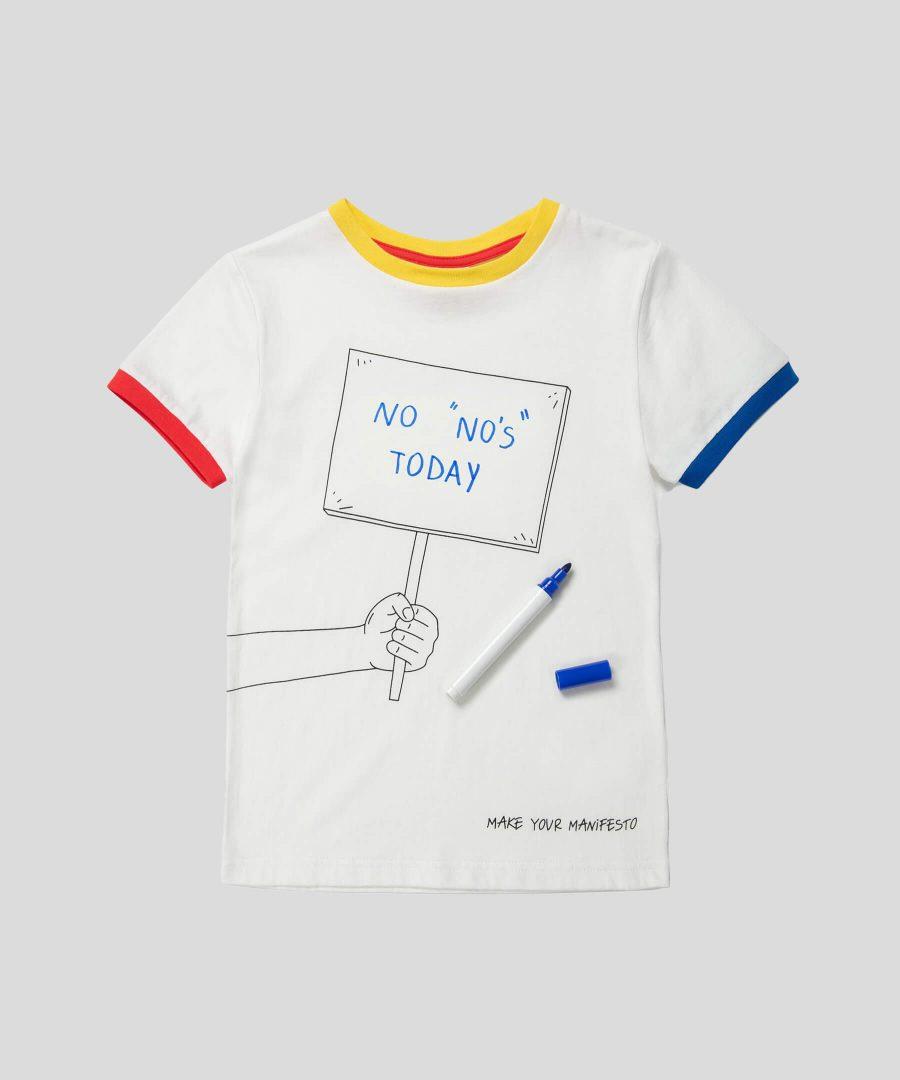 тениска за рисуване