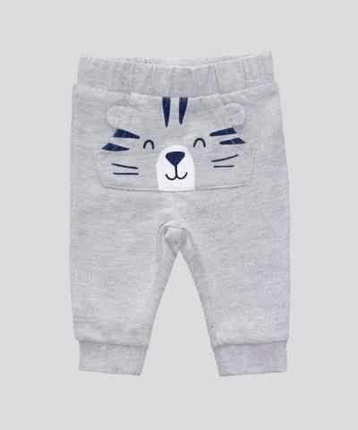 ватиран панталон с тигърче