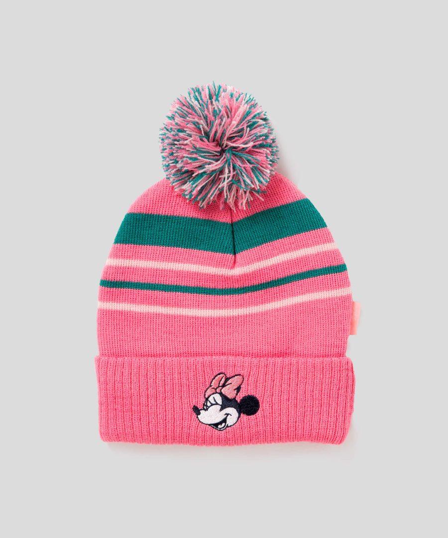зимна шапка Мини Маус