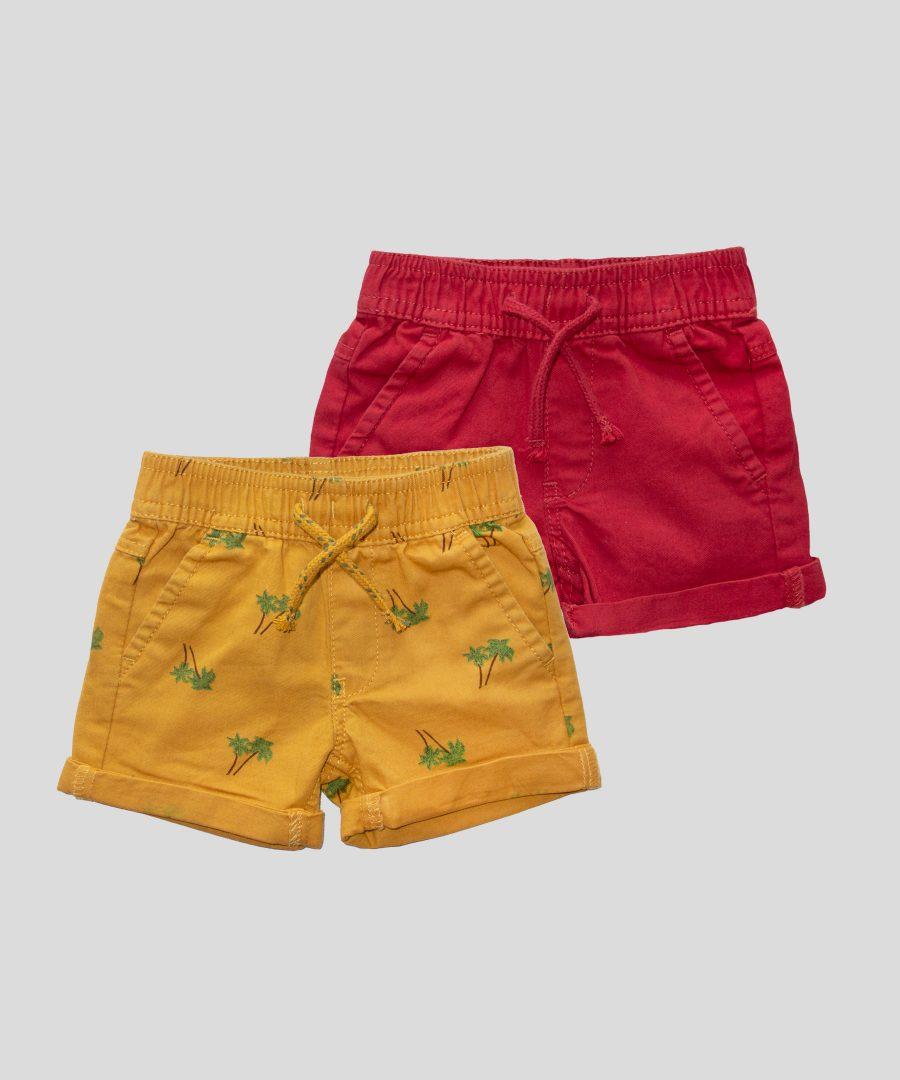 Комплект къси панталонки