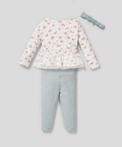 бебешки Комплект Мини Маус от био памук