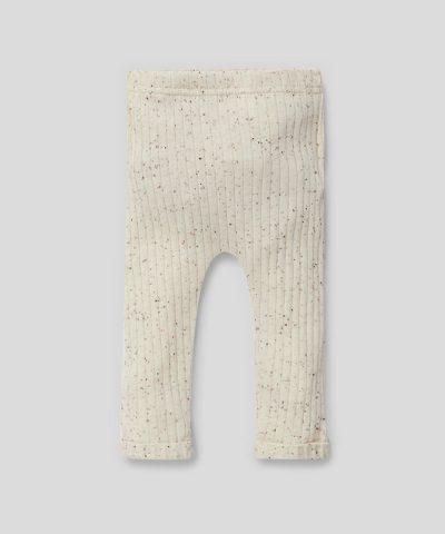Комплект Мини peek a boo от био памук за бебе момиче
