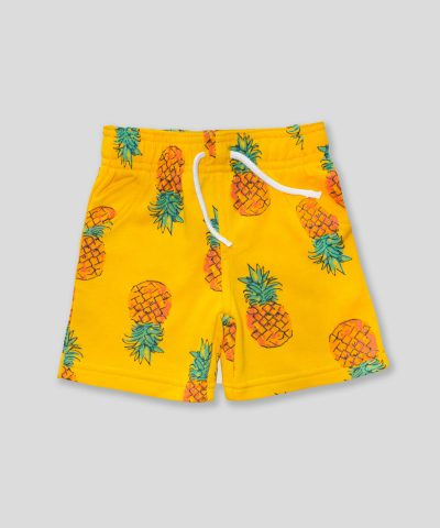 Комплект с ананаси