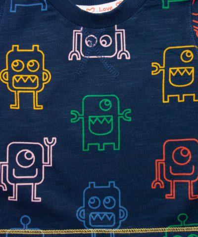 Комплект с роботчета