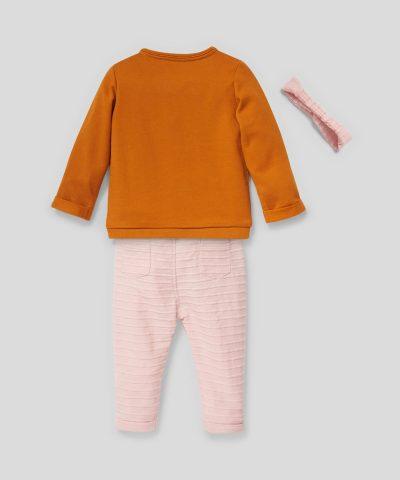 бебешки и детски Комплект със спящо мишле