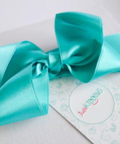 Подарък за новородено момиче Denim outfit