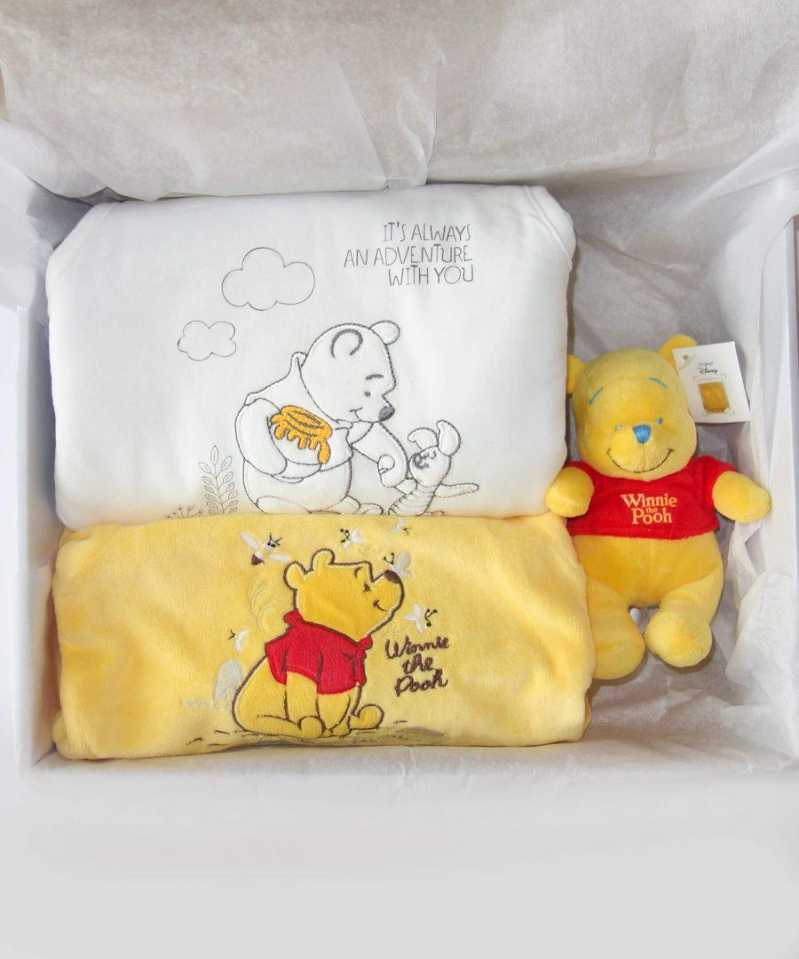 Подарък за новородено с Мечо пух