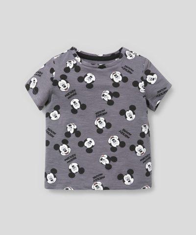 Тениска Мики Маус от био памук