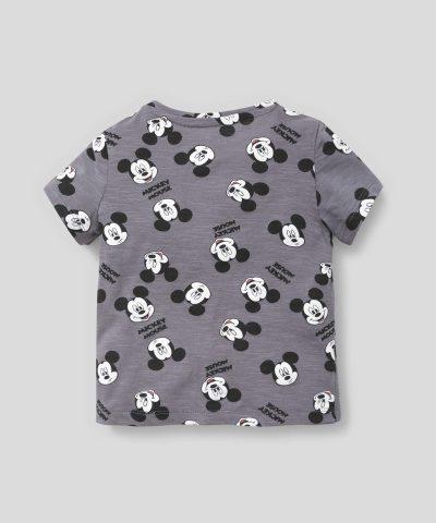 Бебешка и детска тениска Мики Маус от био памук