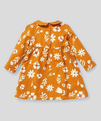 Ватирана рокля от био памук
