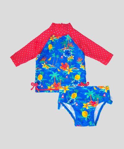 Бански костюм с UV защита