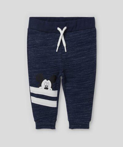 Спортен комплект Мики Маус от био памук