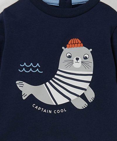 Ватиран комплект Captain Cool от био памук