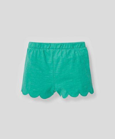 Комплект потник с панталонки от био памук
