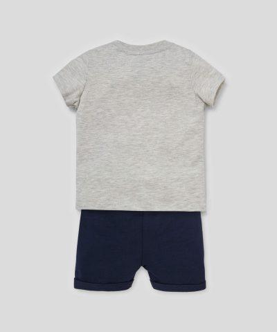 Комплект тениска и панталонки Мечо пух