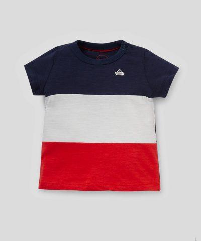 Комплект тениска и панталонки от био памук