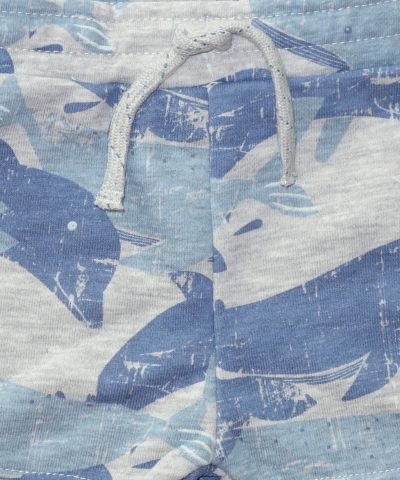 Къси панталонки с делфини